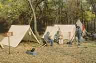 Johnsonville Batteries Tents