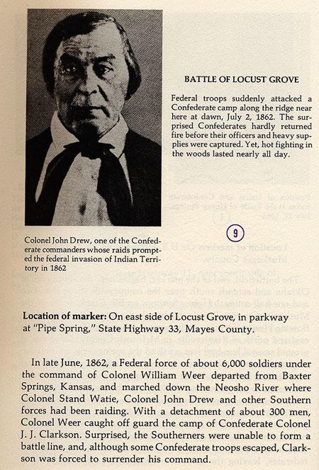 Colonel John Drew Picture