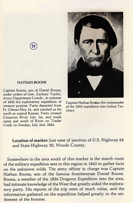 Captain Nathan Boone Picture