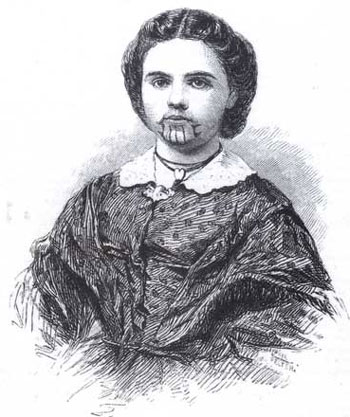 Picture of Olive Oatman
