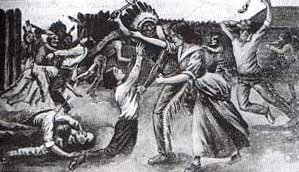 Parker's Fort Massacre Picture