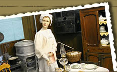 Picture of Items at Pioneer Village Museum