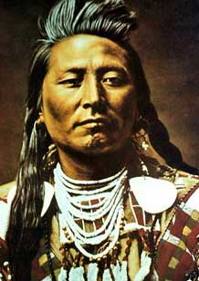 Picture of Chief Plenty Coups