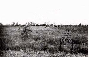Picture of Plum Creek Massacre Battle Site