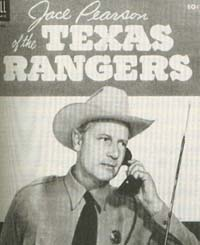 Texas Rangers Comic Book