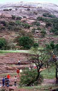 Enchanted Rock Picture