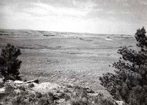 Picture of Rosebud Crek Battle Site