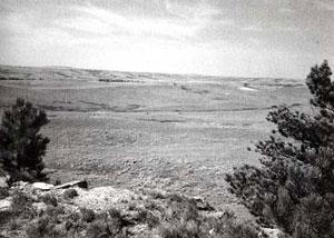 Picture of Rosebud Crek Battle Site