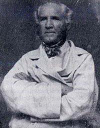 Picture of President Sam Houston