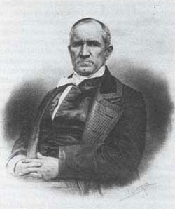 Picture of Sam Houston