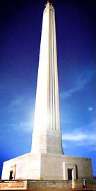 Picture of the San Jacinto Monument