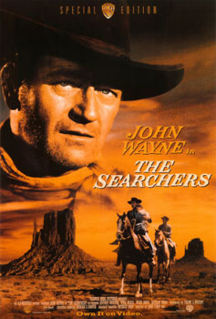 Movie Poster of The Searchers