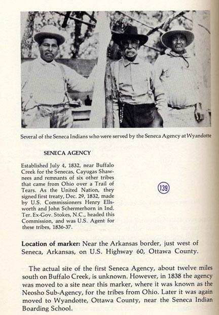 Seneca Agency Picture