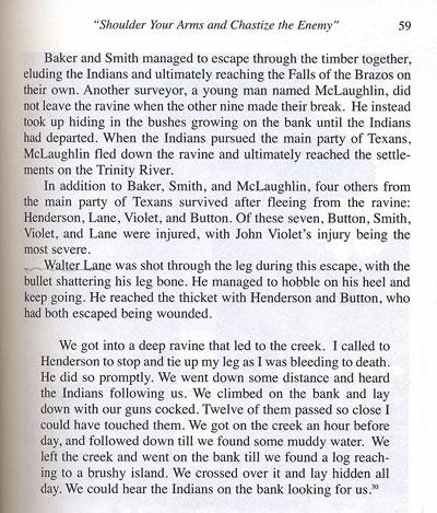 Surveyor's Fight Story