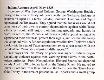 Excerpt from Savage Frontier II/Indian Actions