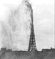 Picture of Gushing Spindletop