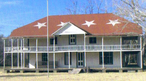 Quanah Parker's Star House