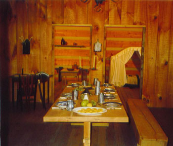 Picture of Fort Steuben Officer's Quarters