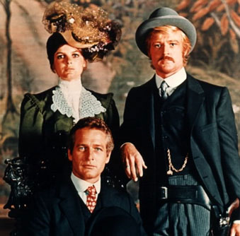 Picture of Butch Cassidy, Sundance Kid and Etta
