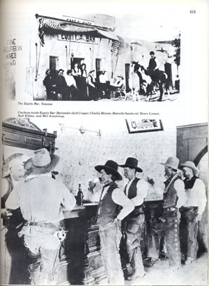 Picture of Early Tascosa Bar