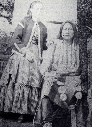 Picture of Tonkawa Chief