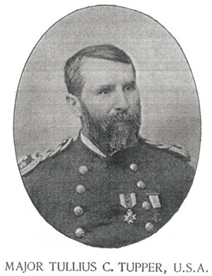 Picture of Major Tullius C. Tupper