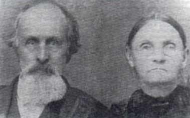 Picture of Reuben Vaughan and Wife, Margaret