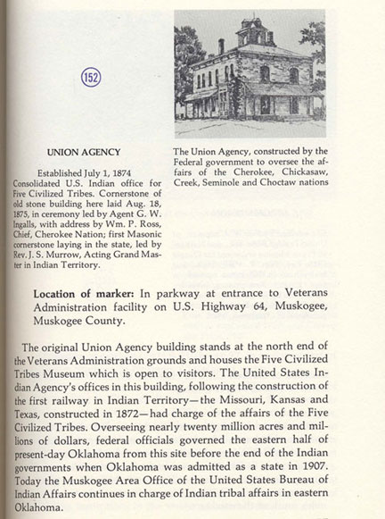 Union Agency Picture