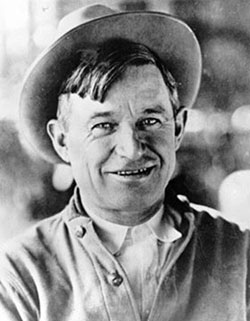 Picture of Will Rogers