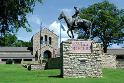 Picture of the Will Rogers Museum