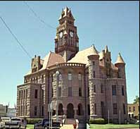 Wise County Court House Picture