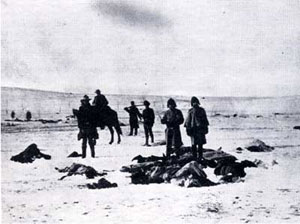 Wounded Knee Massacre Prelude To The Incident | RM.